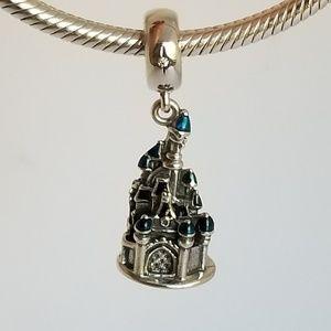 Pandora Disneyland Paris Castle797151EN164 Silver